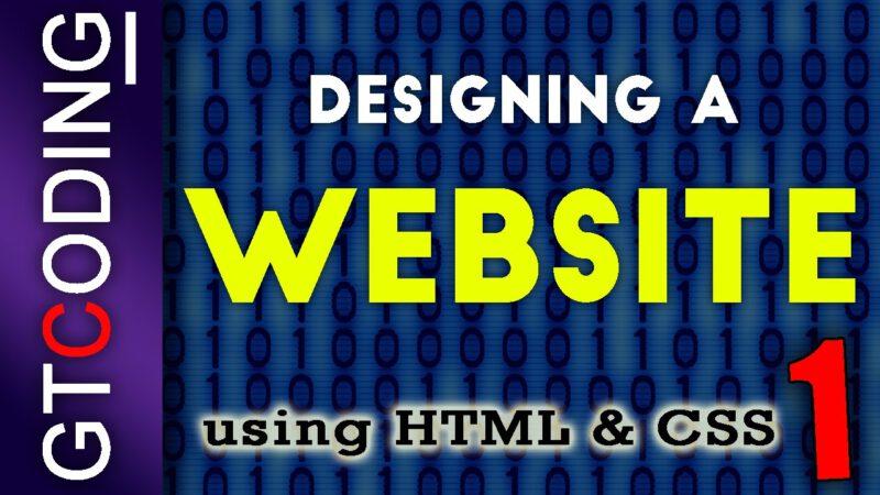How to Design a Website?