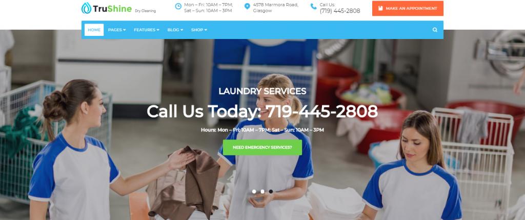 TruShine Laundry Service