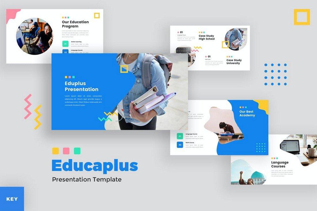 Education - Creative Keynote Template