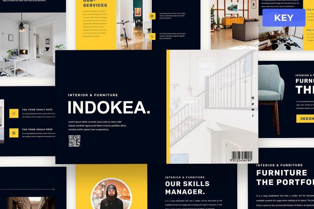 Indokea - Keynote Presentation Templates